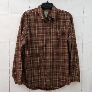 L.L. Bean Button Down Shirt